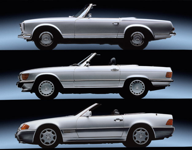 If you're looking to purchase an SL from the 1963-2002 era, we're created an educational research database that will allow you to quickly evaluate these great cars.